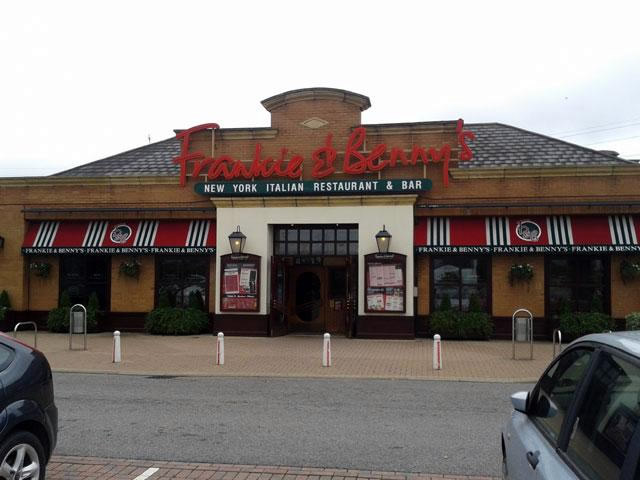 Frankie & Benny's - Kingswood Featured Image