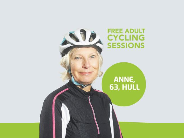 Free Adult Cycling Featured Image