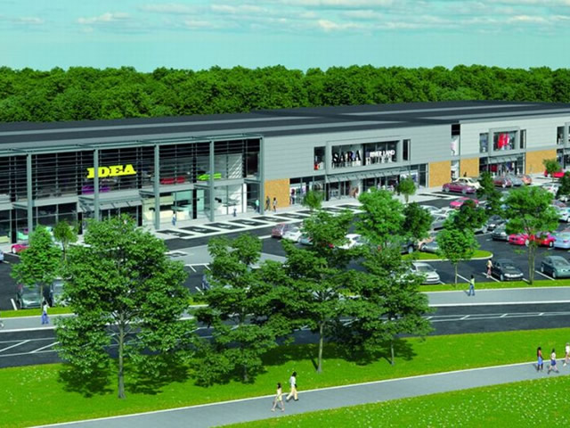 Kingswood Retail Park Expansion Featured Image