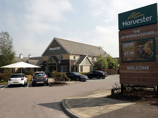 The Harvester - Kingswood Featured Image