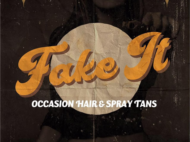 Fake It Occasion Hair & Spray Tans